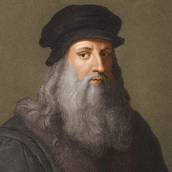 In the time of Leonardo da Vinci